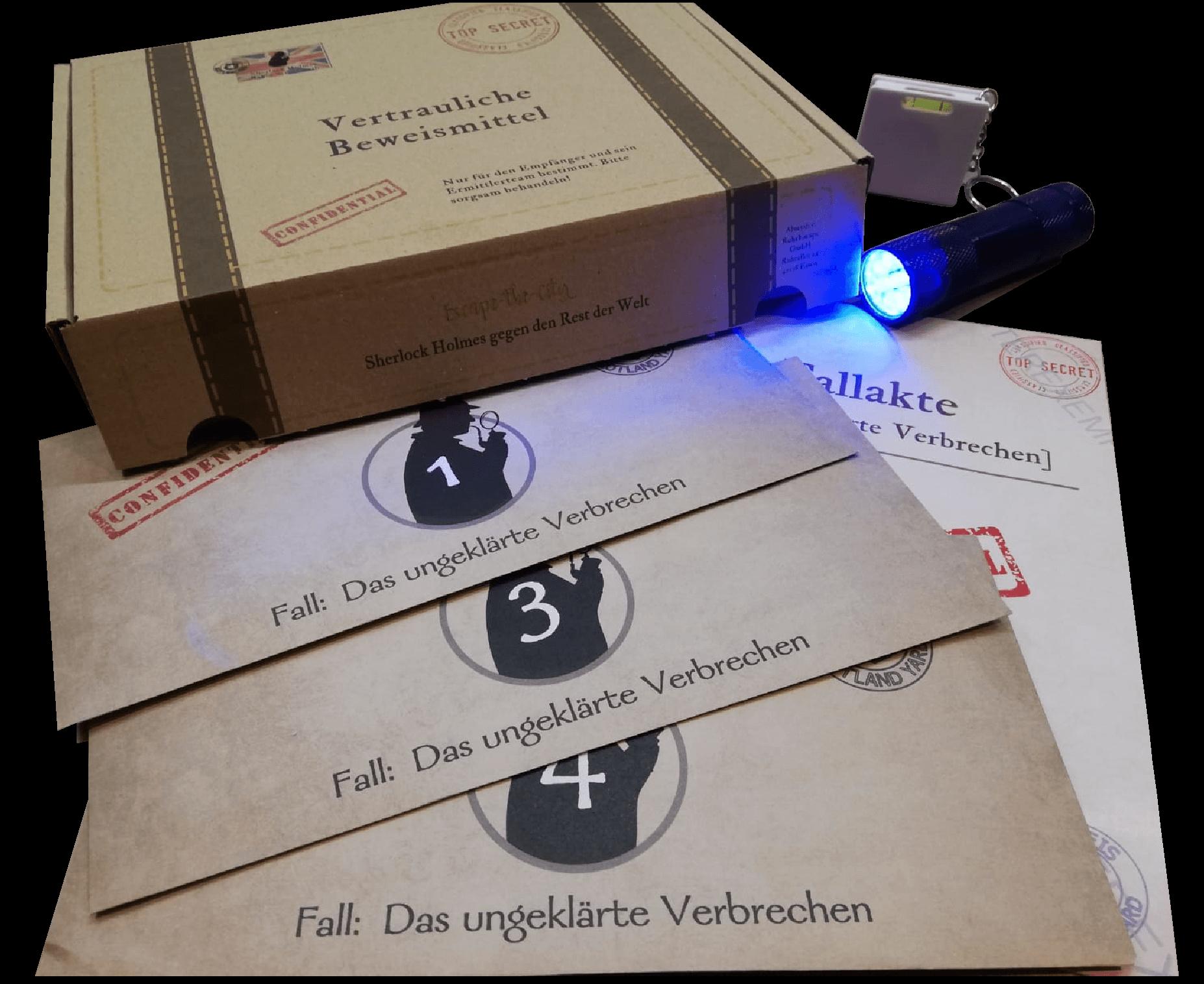 Paket+Umschläge